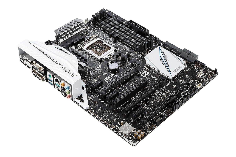 Asus Z170-a Placa Madre de Escritorio Intel - Z170 - Chipset ...