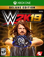 WWE 2K19 - Deluxe Edition  for Xbox One