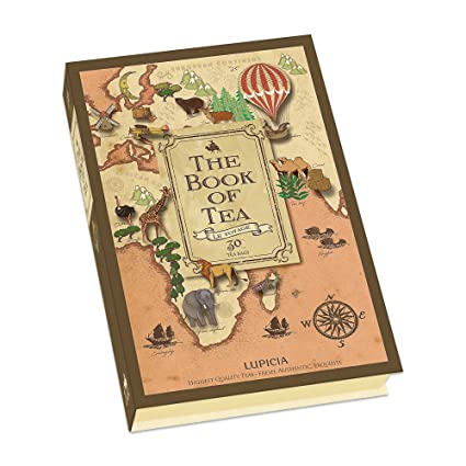 amazon ルピシア lupicia the book of tea le voyage ルピシア