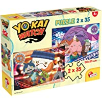 Lisciani Giochi 60702 – Puzzle Yokai Watch World of Yo-Kai