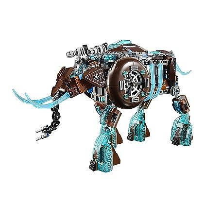 LEGO Chima 70145 Maula's Ice Mammoth Stomper Building Toy