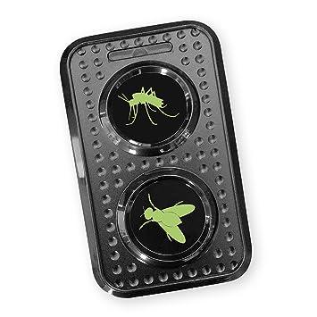 ISOTRONIC Prise Anti Moustique et Mouches RéPulsif Ultrasons Ultrason  Electrique Appareil Insectes Usage IntéRieur Pour Chambre 8929b2da6284