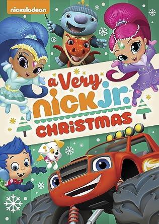 amazon com nickelodeon favorites a very nick jr christmas artist