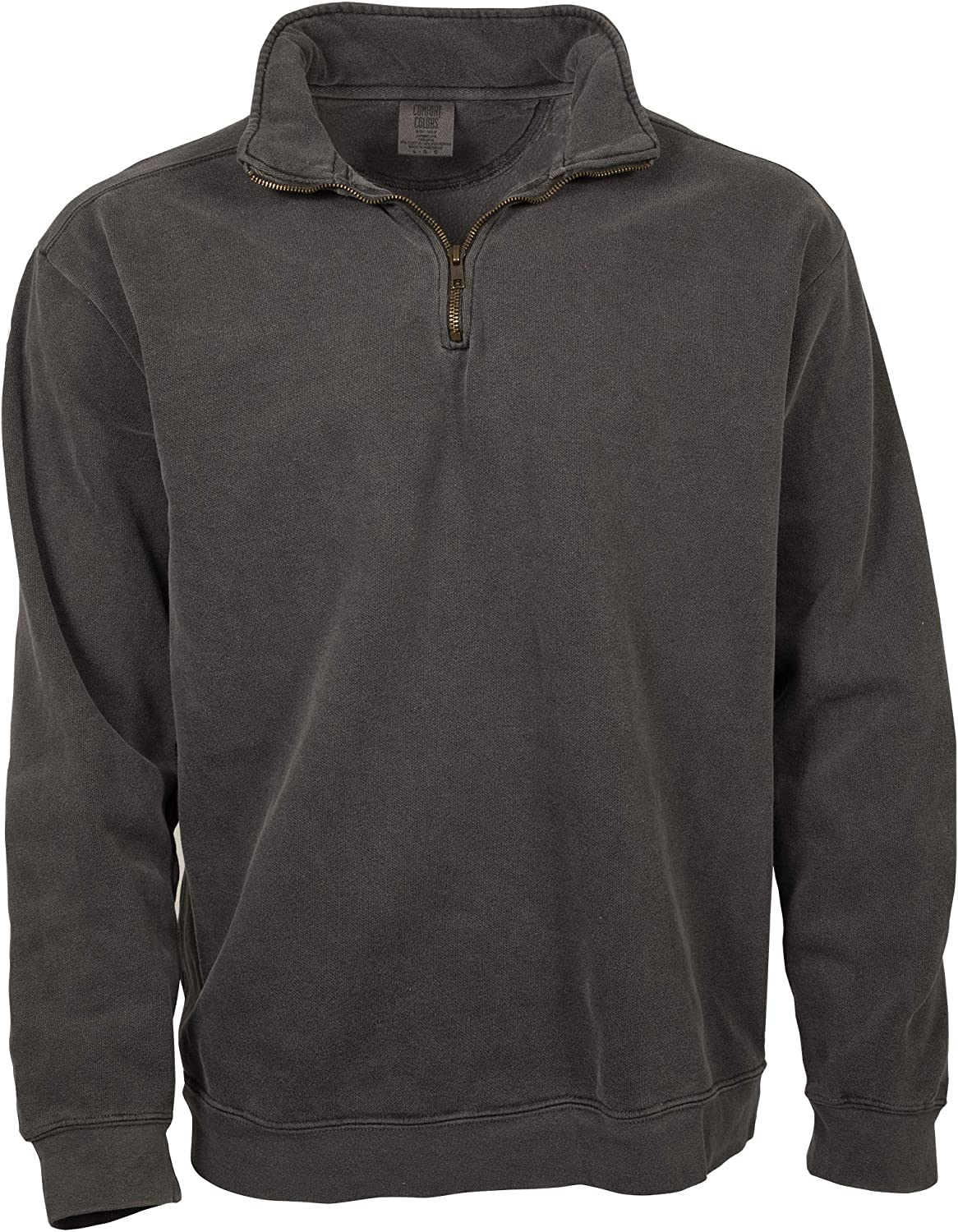 Comfort Colors Men's Adult 1/4 Zip Sweatshirt, Style 1580