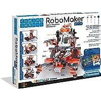 Clementoni - 64999 - Robomaker Pro - Eğitici Robotbilim Laboratuvarı