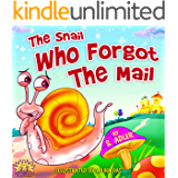THE SNAIL WHO FORGOT THE MAIL (Children's books - BOOKS FOR KIDS 1(Preschool))