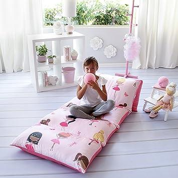 Amazon.com: Funda infantil de colchoneta para piso, se puede ...