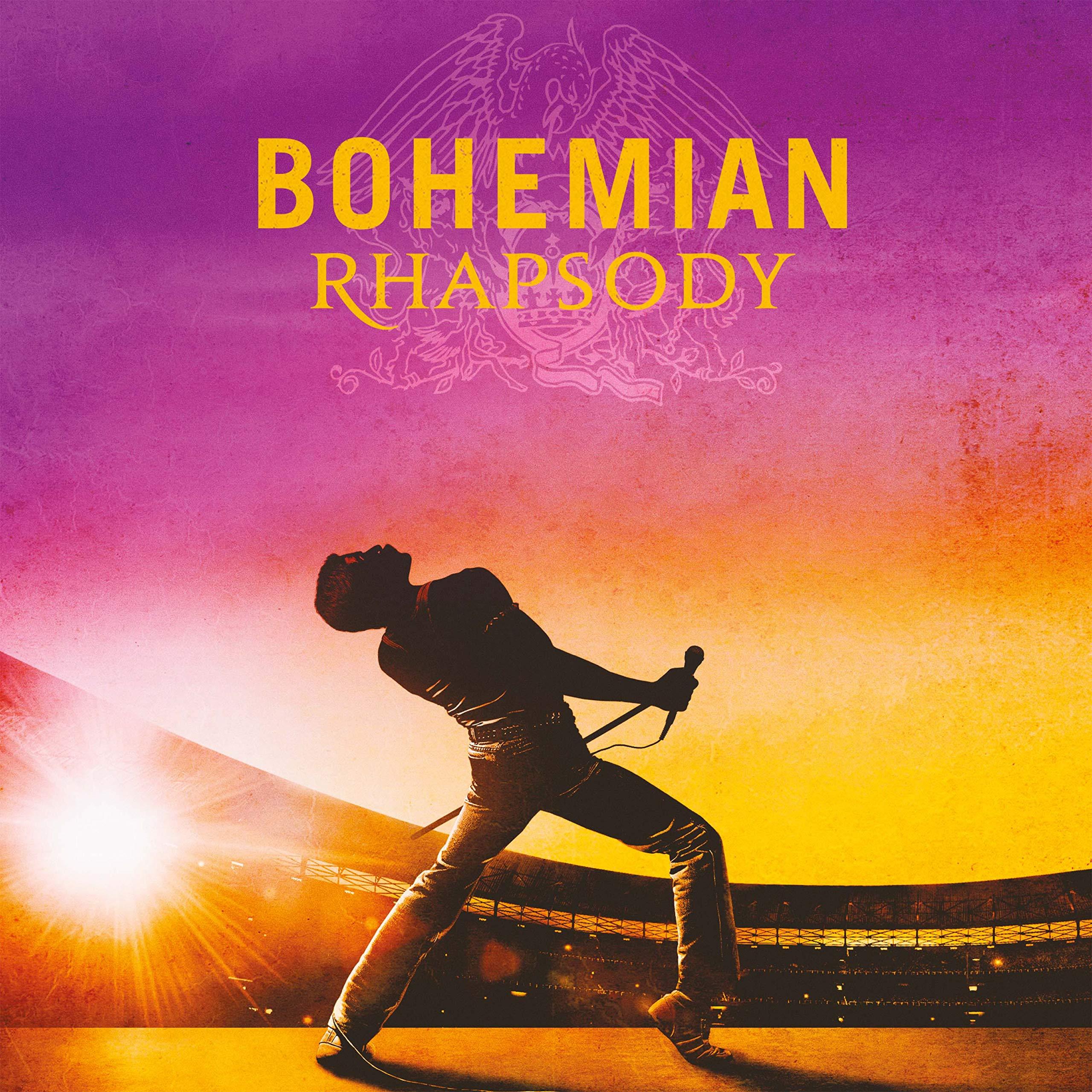CD : Queen - Bohemian Rhapsody