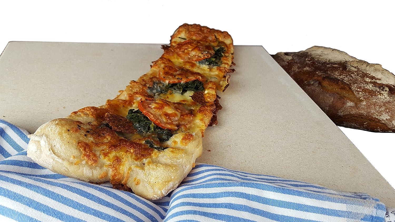 Pizzastein Für Gasgrill : Steinbeisser pizzastein brotbackstein für backofen und gasgrill