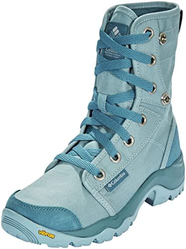 Columbia Camden Shoes Women Storm Grey Ice Schuhgröße US 6,5