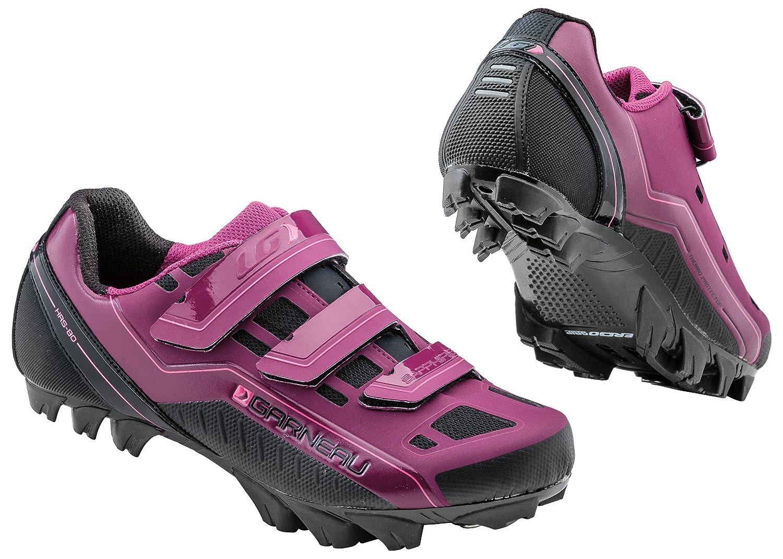 Louis Garneau – Women 's Sapphire Mountain Bike Shoes 43 マゼンタパープル B012SL1WZA