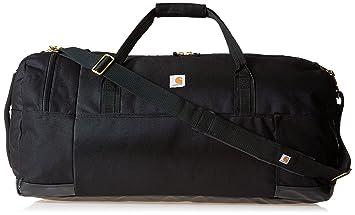 ab1bfd39f479 Carhartt Legacy Gear Bag 30 inch, Black