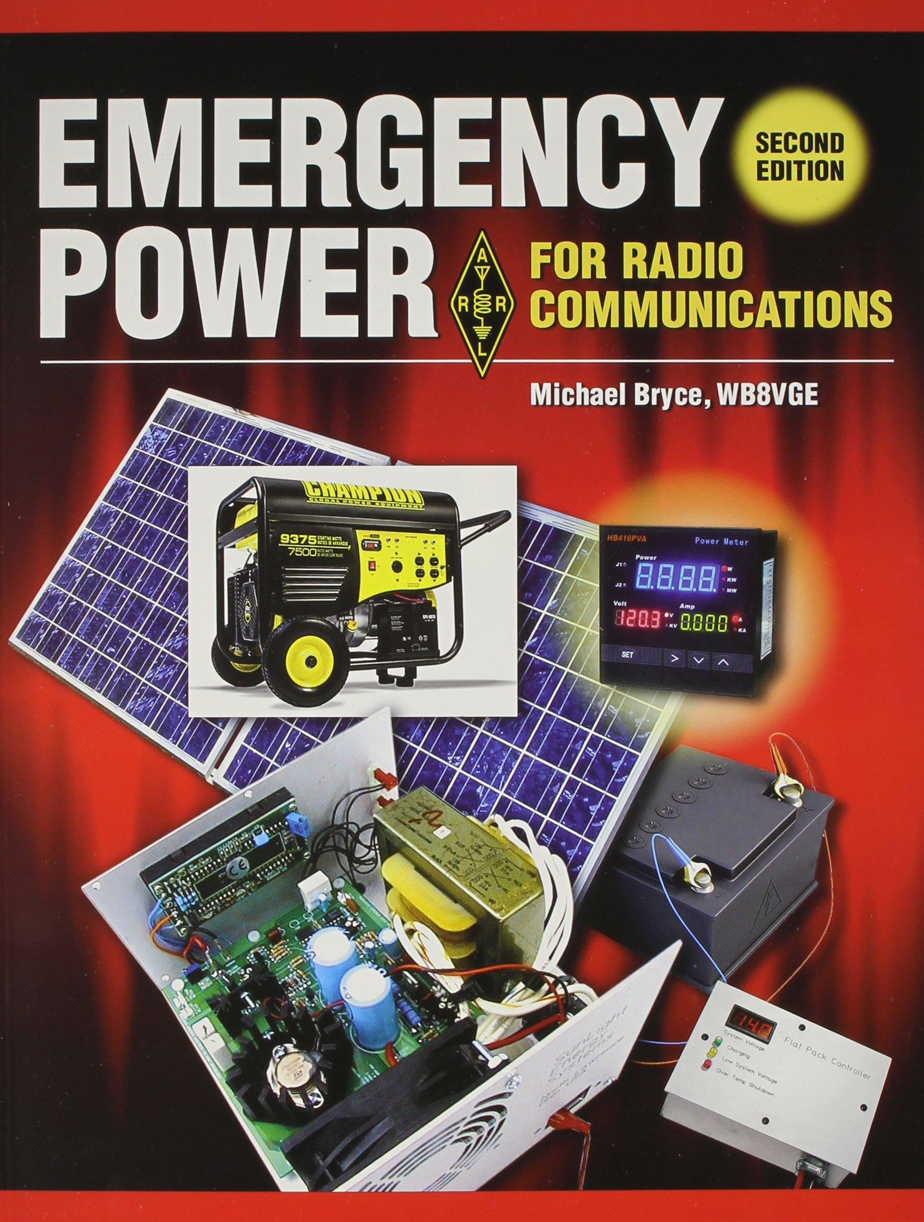 emergency power for radio communications 9780872596153 amazon comemergency power for radio communications paperback \u2013 april 26, 2012