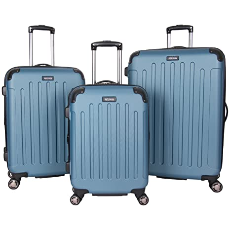 Amazon.com | Kenneth Cole Reaction Renegade 8-Wheel Hardside Expandable 3-Piece Set: 20