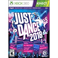 Just Dance 2018 - Xbox 360 - Standard Edition