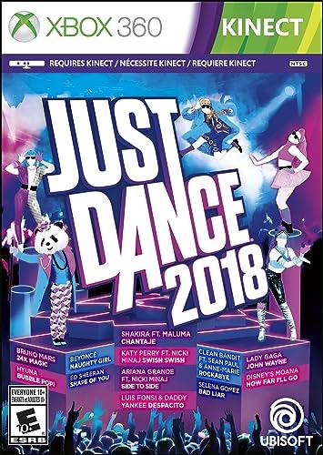 Just Dance 2018 Xbox 360 Standard Edition Amazon Com Mx
