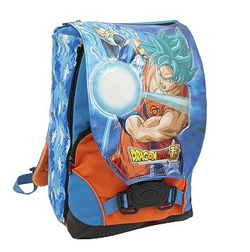 Auguri Preziosi Preziosi - Dragon Ball Zaino Estensibile, Collezione 2017/18 Mochila Infantil, Negro (Nero): Amazon.es: Equipaje
