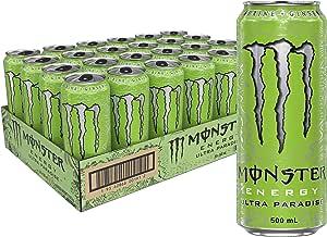 Monster Energy Monster Ultra Paradise Green 500ml x 24