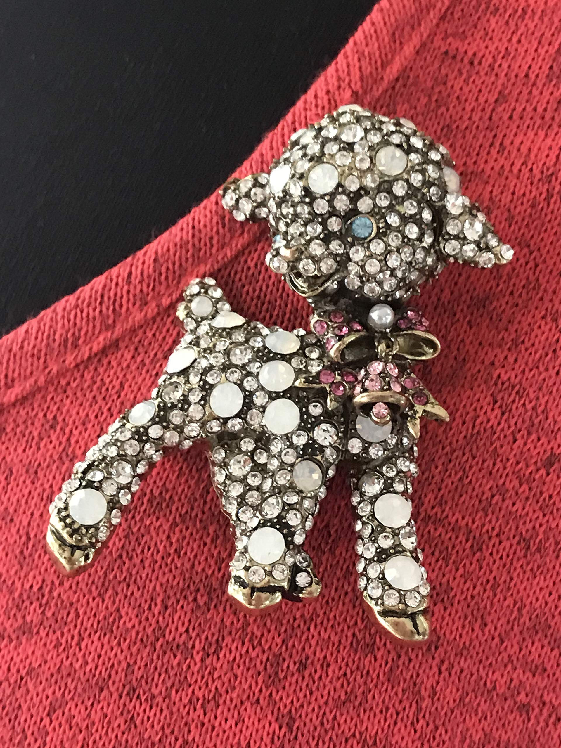 Heidi Daus Mairzy Doats Pavé Crystal Cutest Little Thing You'll See, Grab IT!!! by Heidi Daus (Image #4)