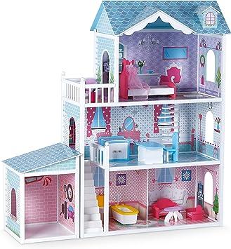 Small Foot Maison de poupées Villa Luxueuse: : Jeux