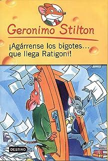 Agarrense los bigotes..... que llega Ratigoni! # 15 (Geronimo
