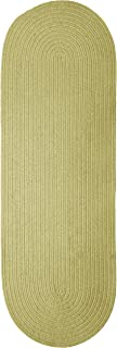 product image for Colonial Mills Spring Meadow Area Rug 2x11 Sprout Green