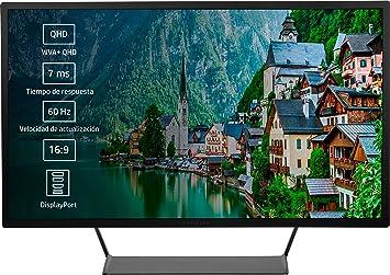 HP Pavilion 32 - Monitor de 32