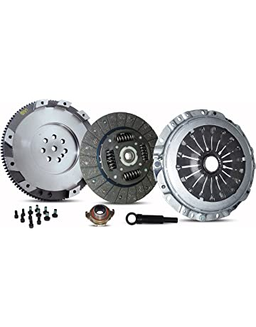 Clutch Conversion Kit With Flywheel Works With Hyundai Tiburon Gt Se Limited Coupe 2003-2008