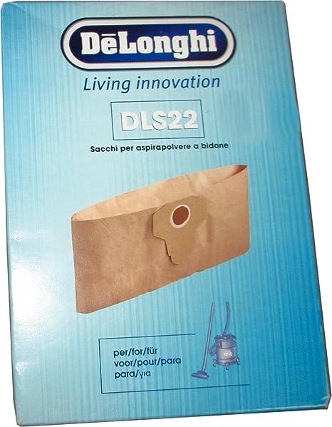 DeLonghi Aspiradora Bolsa dls22 para Pentavap de, XD de, XW de y otros modelos: Amazon.es: Hogar