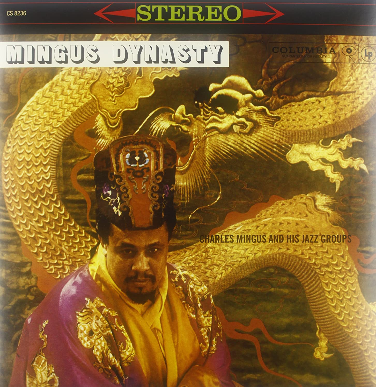 SALENEW very popular! 55% OFF Mingus Dynasty Vinyl