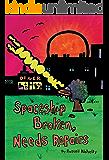 Spaceship Broken, Needs Repairs: a sci-fi novel about broken families