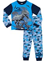 Jurassic World Boys Jurassic World Pyjamas Ages 5 to 13 Years
