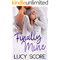 Finally Mine: A Small Town Love Story (Benevolence Book 2) book cover