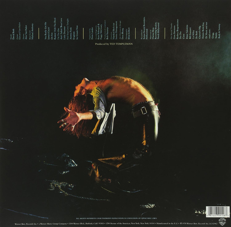 Van Halen : Van Halen: Amazon.es: Música