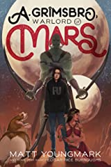 A. Grimsbro, Warlord of Mars (Futhermucking Classics Book 2) Kindle Edition