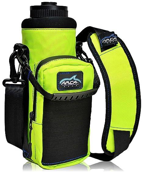 Arca Gear 64 oz Hydro Carrier Water Bottle Holder With Shoulder Strap