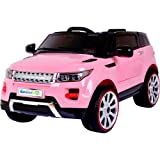 Midi HSE Range Rover Style 12V Child's Ride on Jeep - Pink