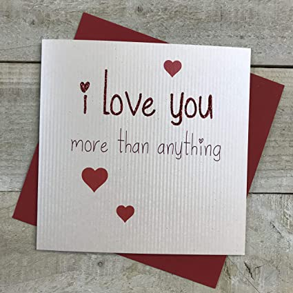 Love I Am Blessed With You Handmade Card