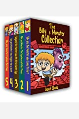 The Billy and Monster Collection - Funny Books for Kids Kindle Edition