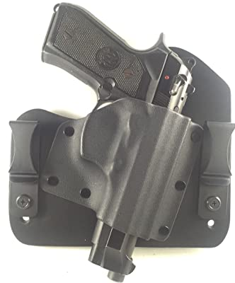 Beretta 92/96 Hybrid Holster IWB Right Hand Black by Everyday Holsters