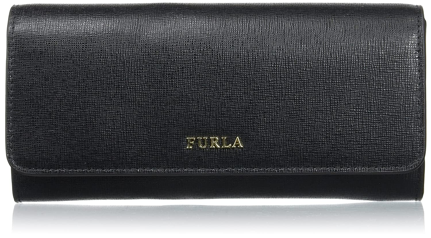 FURLA Women's Babylon Wallet FURLA Babylon Women's Wallet Black (Onyx) 871069