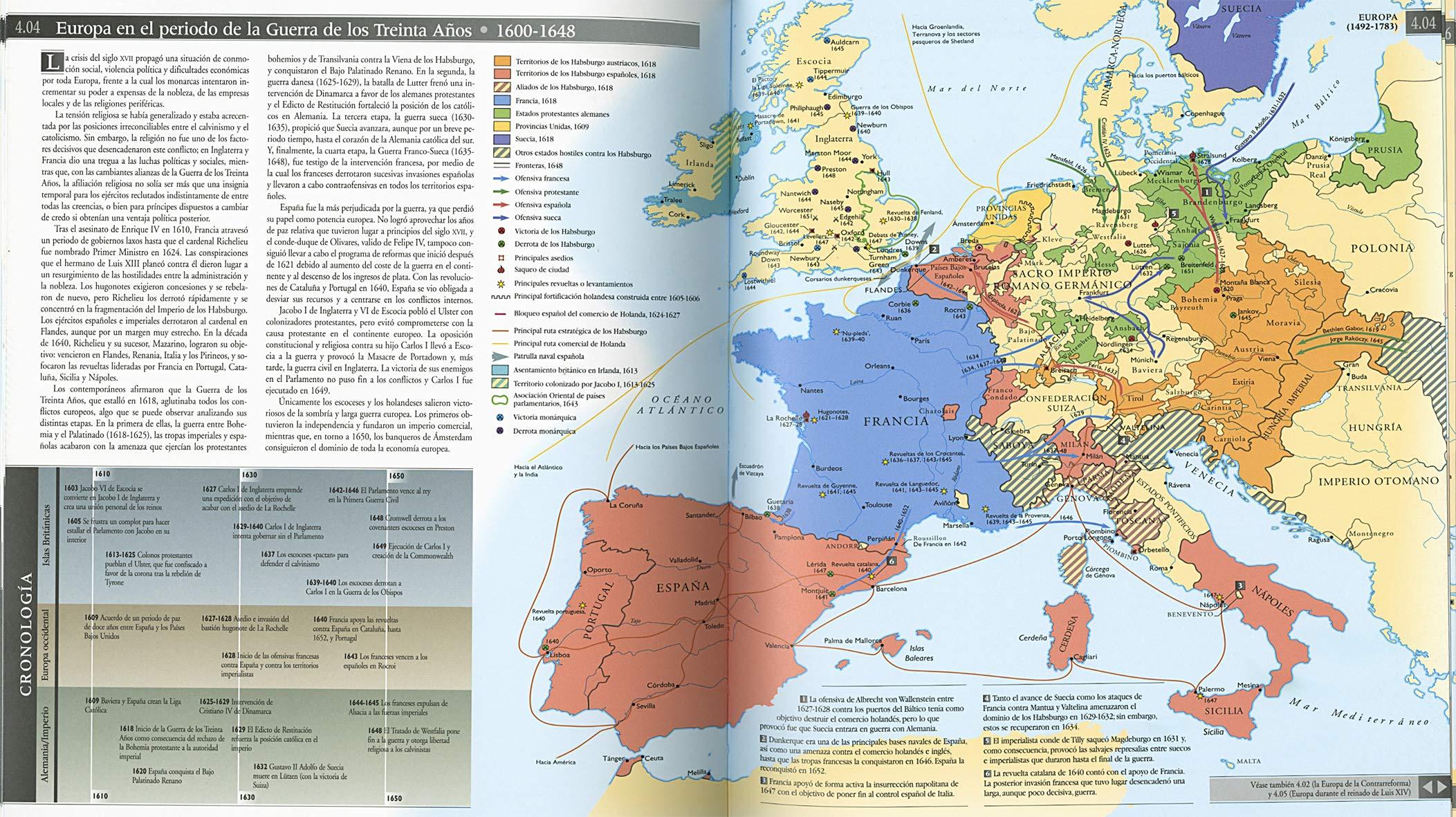 Historia Del Mundo En Mapas (Atlas Ilustrado): Amazon.es: Haywood, John, Catchpole, Brian, Hall, Simon, Barrat, Edward: Libros