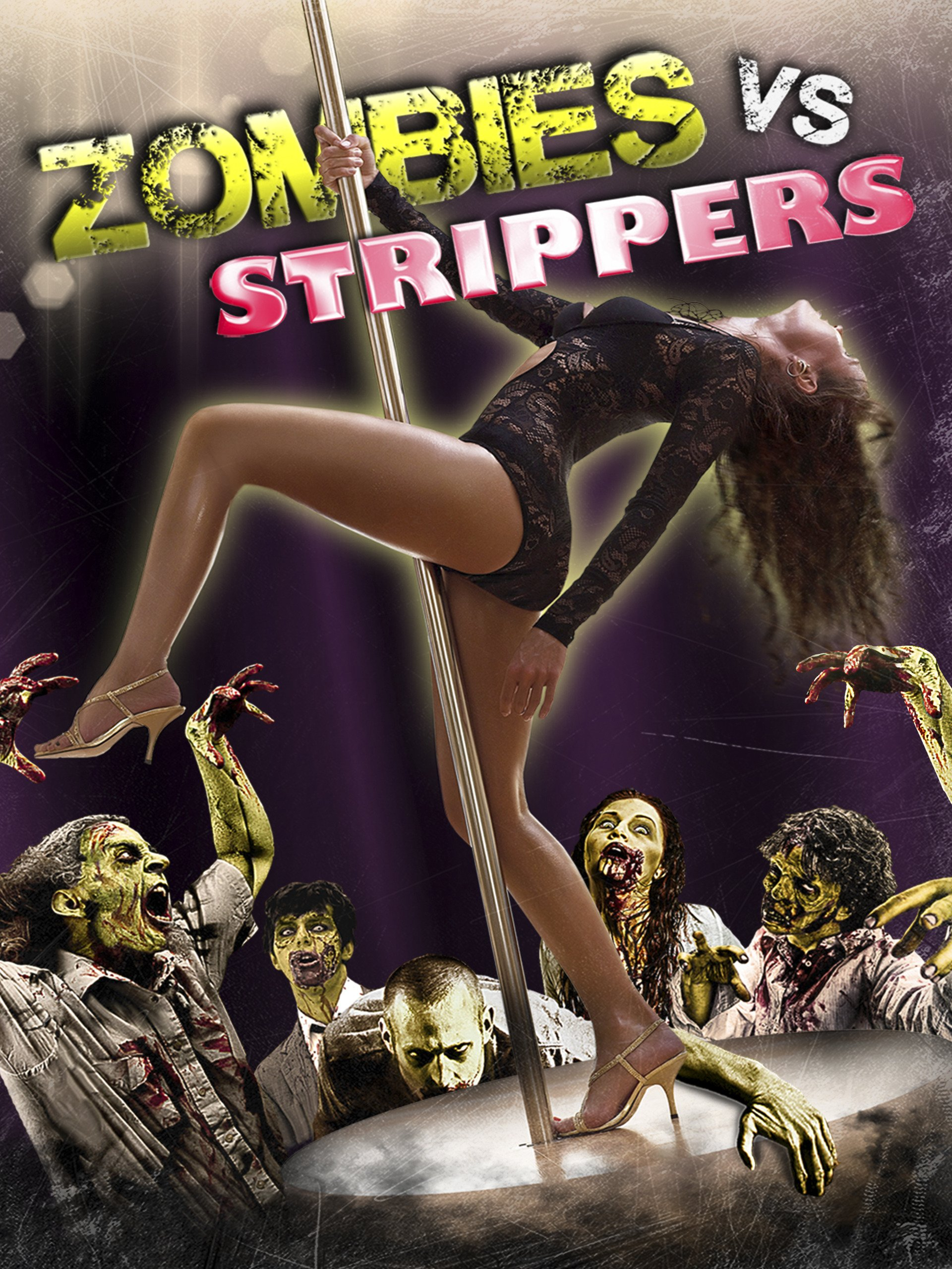 Zombies vs Strippers by