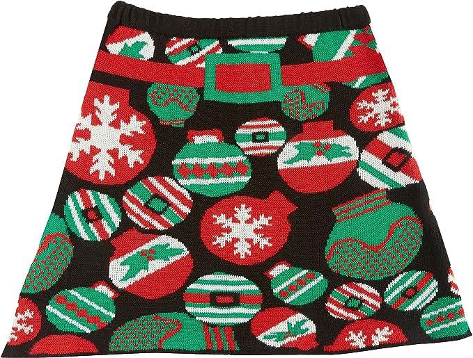 Christmas Ornament Skirt