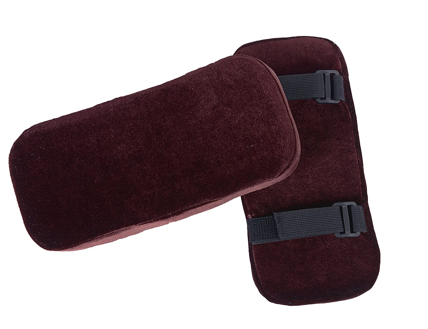 Comforfeel Chair Arm Covers and Foam Elbow Pillow Armrest Cushoin Pads for Home or Officer Chair