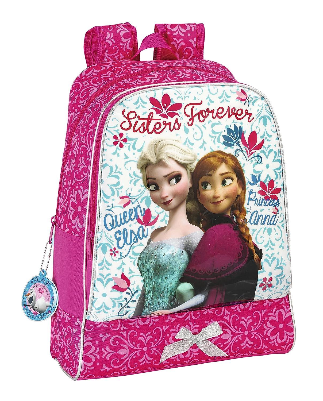 Disney Frozen - Mochila adaptable a carro (Safta 611438538): Amazon.es: Ropa y accesorios