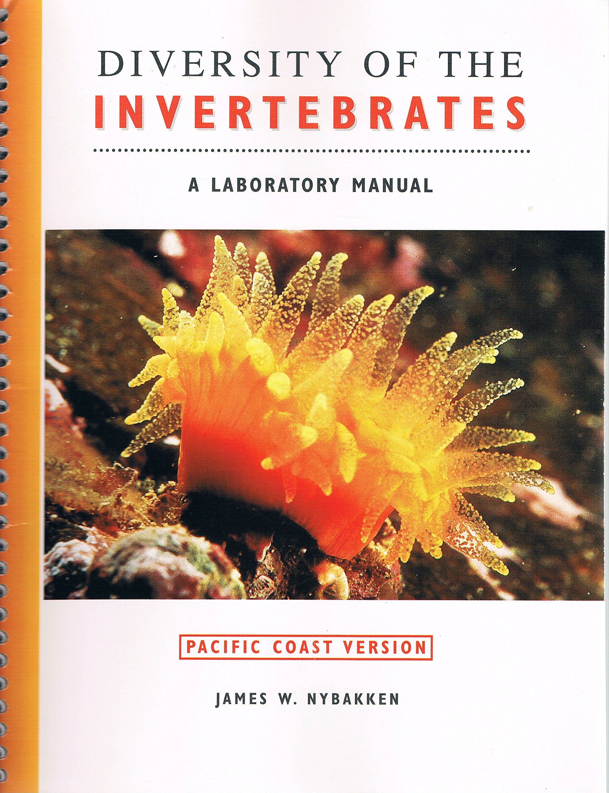 Diversity Of The Invertebrates A Laboratory Manual Pacific Coast