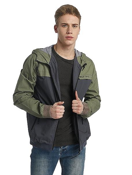 Sublevel Hombres Chaquetas / Chaqueta de entretiempo Code: Amazon.es: Ropa y accesorios