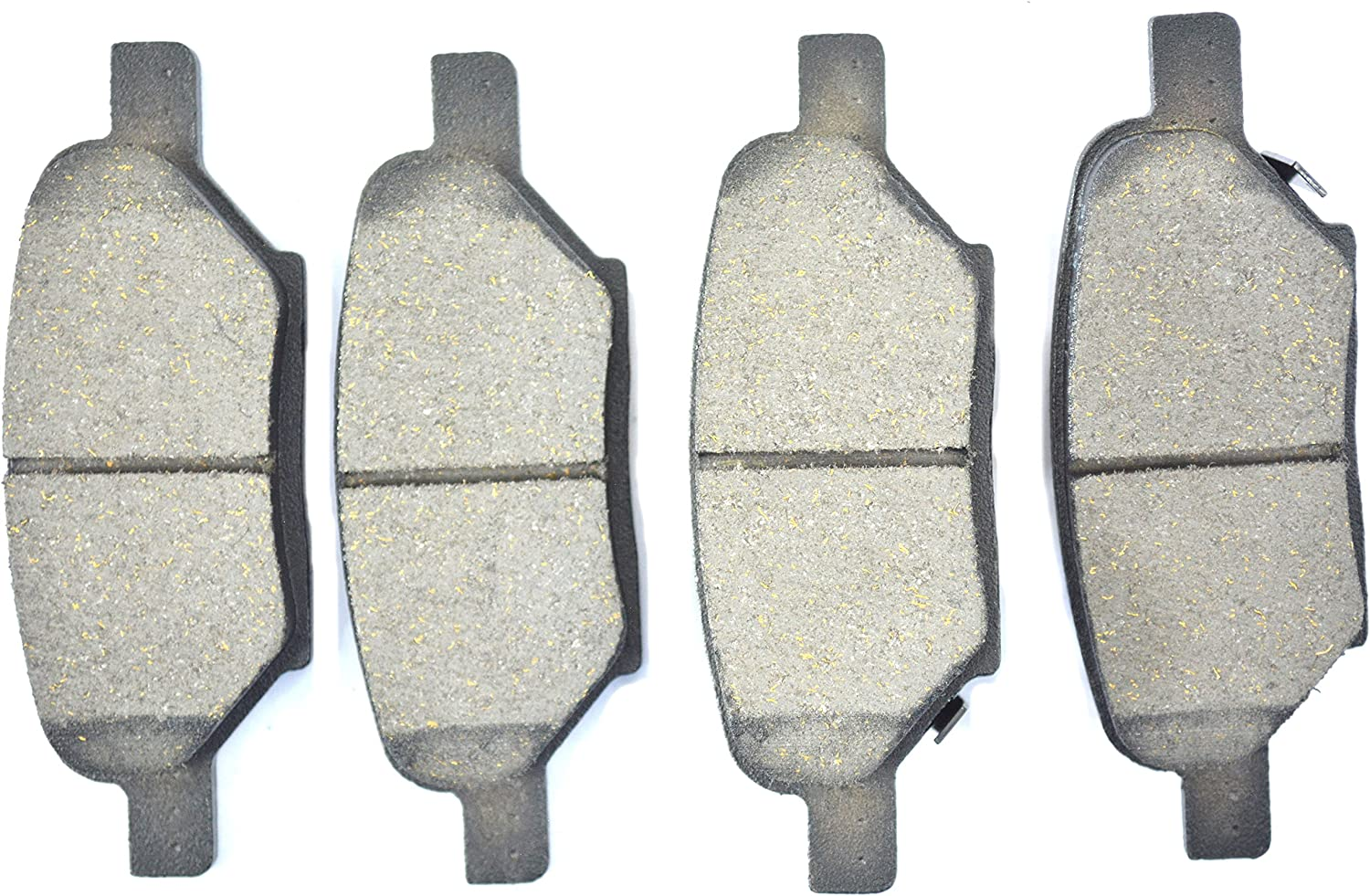 Dash4 MD1033 Semi-Metallic Brake Pad