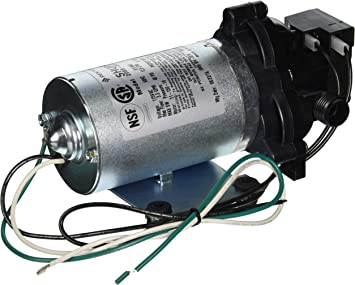 SHURflo Industrial Pump-198 GPH 115V 1//2in #2088-594-154